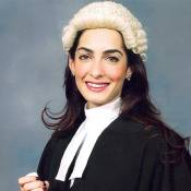 Amal Alamuddin : 14 ans avant George Clooney, les photos vintage d'une étudiante