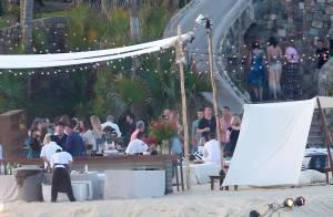 Adam Levine et Behati Prinsloo mariés : Cérémonie champêtre et très VIP !