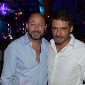 Kad Merad : Fiesta au Byblos avec les belles Mélanie Doutey et Zabou Breitman
