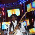 Niel Rogers le jeudi 17 juillet 2014, à la soirée annuelle du célèbre Byblos, à Saint-Tropez.