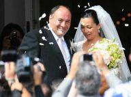 REPORTAGE PHOTOS EXCLUSIVES  : Toutes les images du mariage de James Gandolfini !