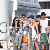 Selena Gomez et Cara Delevingne : Deux BFF sexy et festives à Saint-Tropez