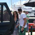 Selena Gomez à Saint-Tropez, le 21 juillet 2014.