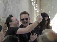 Bono et son épouse Ali : Déjeuner endiablé à Saint-Tropez !