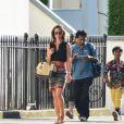 Exclusif - Pippa Middleton se promène dans les rues de Londres, le 23 juillet 2014.