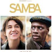 Omar Sy et Charlotte Gainsbourg s'affichent en pleine ''Samba''