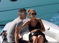 Robin van Persie : Sa belle Bouchra à ses côtés pour des vacances en amoureux