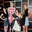 Maisie Williams, Sophie Turner, Rose Leslie et Gwendoline Christie  Comic Con de San Diego, le 26 juillet 2014.