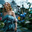 Mia Wasikowska dans Alice au Pays des Merveilles.