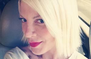 Tori Spelling, nouveau look : Elle se coupe les cheveux en pleine nuit !