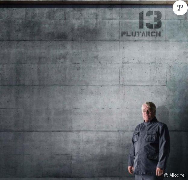 Philip Seymour Hoffman pour Hunger Games - La Révolte : Partie 1
