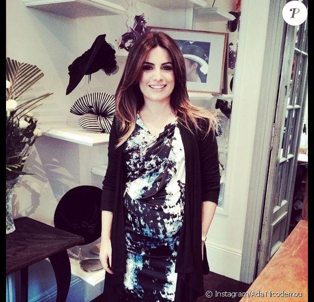 Ada Nicodemou, le 5 juillet 2014, sur Instagram.