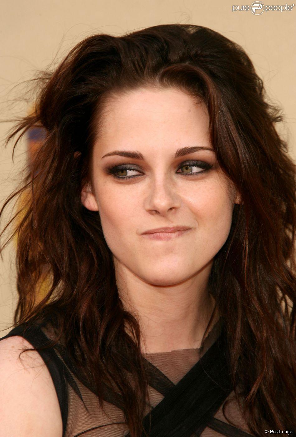 Kristen Stewart aux MTV Movie Awards en 2009.