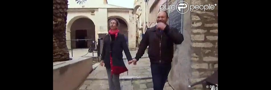 Damien et Élodie dans la bande-annonce de L'amour est dans le pré 8 lundi 2 septembre 2013 sur M6