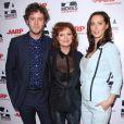 Susan Sarandon et sa fille Eva Amurri Martino à la soirée AARP's 13th Annual Movies for Grownups Awards Gala à Beverly Hills, Los Angeles, le 10 février 2014.