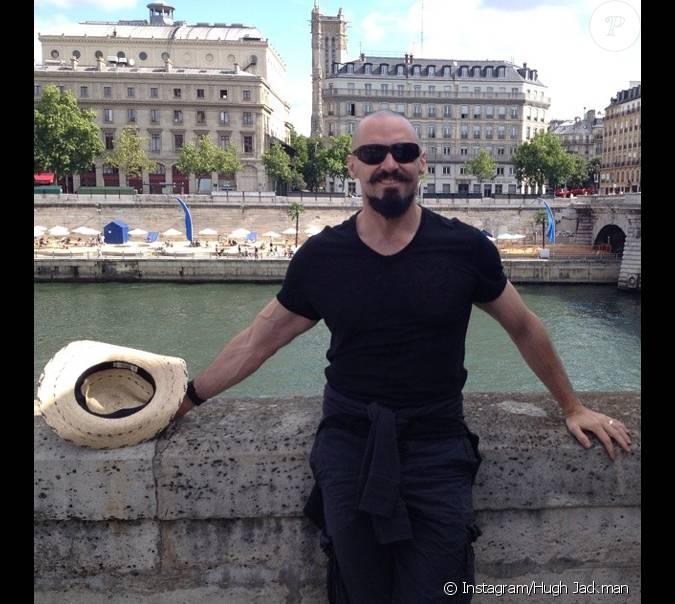 Hugh Jackman En Vacances Paris Au Mois D 39 Ao T 2014 Il