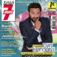 Magazine Télé 7 Jours du 23 au 29 août 2014.