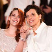 Juliette Binoche, sa scène nue avec Kristen Stewart : 'Il faut savoir s'oublier'