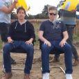 Tom Cruise a relevé lui aussi le Ice Bucket Challenge, le 19 août 2014.
