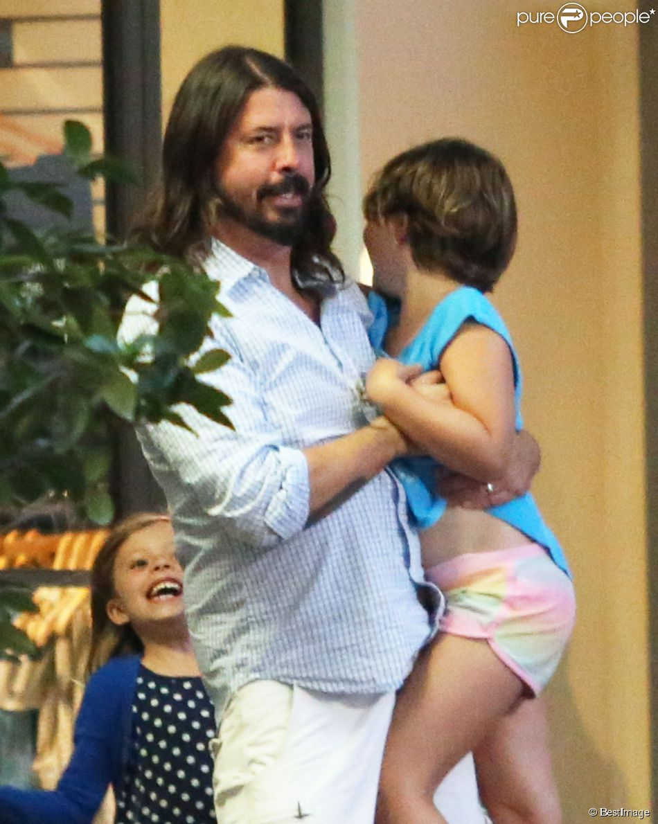 Dave Grohl Foo Fighters Tattoo Ophelia Grohl | www.ga...