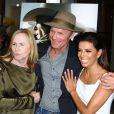 """Amy Madigan, Michael Berry, Eva Longoria - Avant-première du film """"Frontera"""" à Los Angeles, le 21 août 2014."""