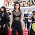 Kendall Jenner assiste aux MTV Video Music Awards 2014 au Forum. Inglewood, Los Angeles, le 24 août 2014.