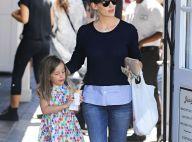 Jennifer Garner et Ben Affleck : Glace et Disneyland, leur fille Seraphina gâtée