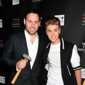 Justin Bieber : Son manager Scooter Braun bientôt papa...