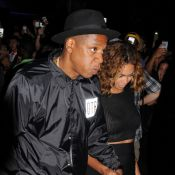 Beyoncé et Jay Z : Amoureux et tactiles au festival Made in America