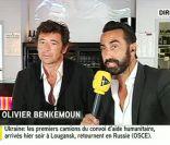 Patrick Bruel : Quand i-Télé diffuse des ébats sexuels en pleine interview...
