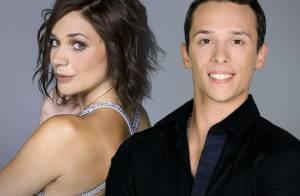 Danse avec les stars 5 : Nathalie Péchalat et Grégoire Lyonnet en couple