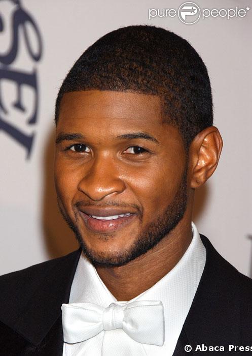 Usher et sa femme Tameka