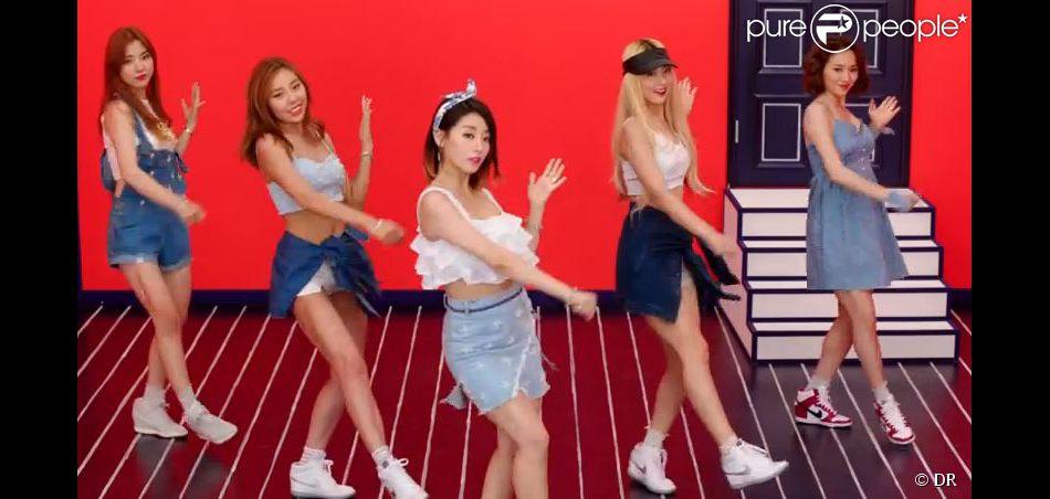 coréen Star Dating Show