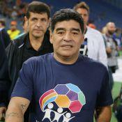 Diego Maradona : Ivre en boîte, il insulte son ex-beau-fils Sergio Agüero...