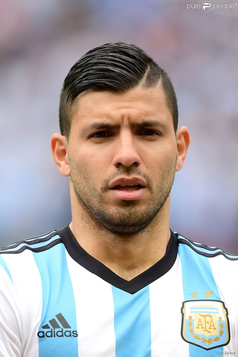 Mind Numbing Facts About Kun Aguero Hairstyle Kun Aguero - Aguero hairstyle new