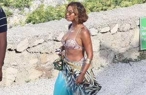 Beyoncé et Jay Z : Les vacances continuent, le couple débarque à Cannes