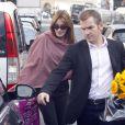 Mardi 9 septembre 2014, Carla Bruni a déjeuné au Bristol en compagnie de son père biologique, Maurizio Remmert, et de son époux, Nicolas Sarkozy.