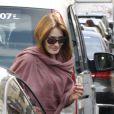 Mardi 9 septembre 2014, Carla Bruni-Sarkozy a déjeuné au Bristol en compagnie de son père biologique, Maurizio Remmert, et de son époux, Nicolas Sarkozy.