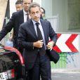 Mardi 9 septembre 2014, Nicolas Sarkozy a rejoint Carla au Bristol pour déjeuner avec son père biologique, Maurizio Remmert. L'ancien président a également croisé Jean-François Copé, l'ancien président de l'UMP.