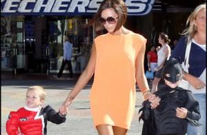 PHOTOS : Romeo Beckham fait la fête avec les enfants des stars !
