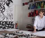 Louise Bourgoin, passionnée, dévoile ses dessins érotiques