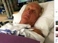 Greg Norman à l'hôpital : Accident de tronçonneuse pour la star du golf