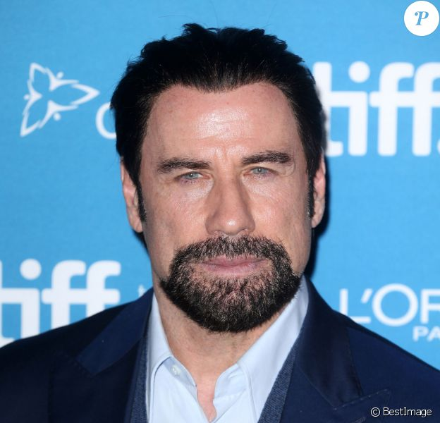 John Travolta lors du Festival du film de Toronto le 12 septembre 2014