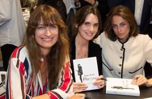 Emmanuelle Alt : Chic meneuse de bande à la Vogue Fashion Night Out