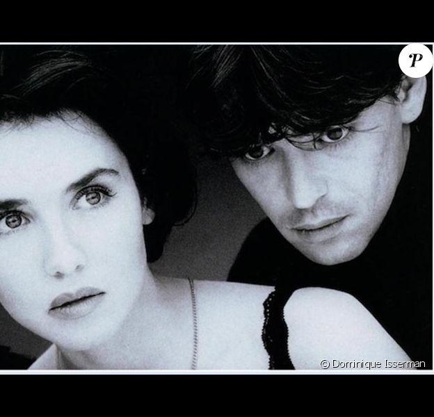 Exclusif : Isabelle Adjani et son frère Eric photographie de Dominique Isserman . Toute reproduction interdite