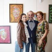 Adeline Blondieau : Fan de l'oeuvre vibrante de Pascale Garnier-Cowan