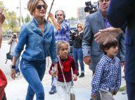Jennifer Lopez : Émue avec ses adorables jumeaux, elle retourne dans le Bronx