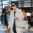 Kris Jenner à Los Angeles, le 22 septembre 2014.
