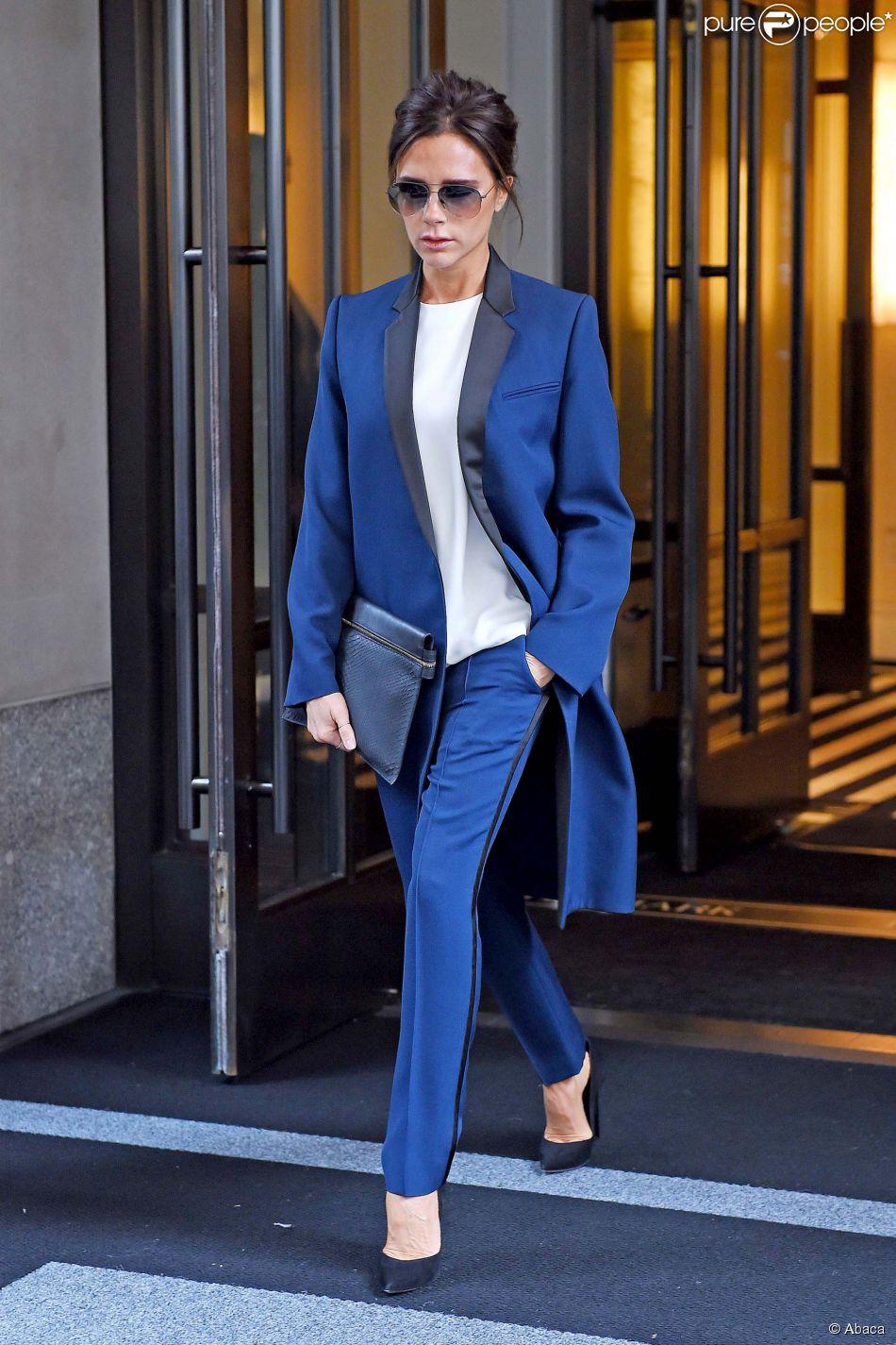 Look De La Semaine Victoria Beckham Kendall Jenner Et
