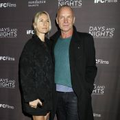 Sting et sa fille, complices face à Katie Holmes, sexy pour ''Days And Nights''
